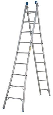 Escada Extensível 2x9