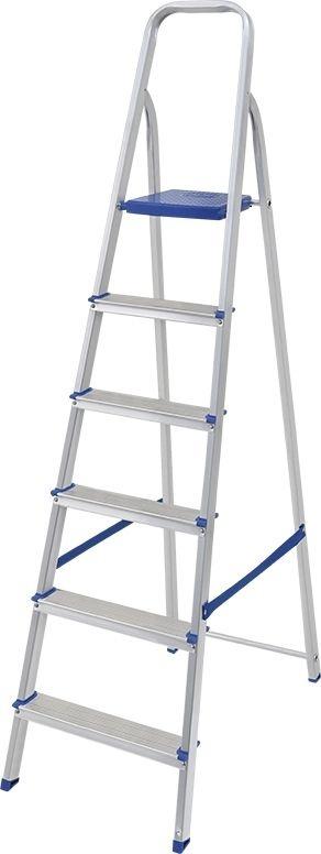 Escada para Uso Doméstico 6 Degraus