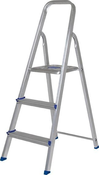 Escada para Uso Doméstico 3 Degraus
