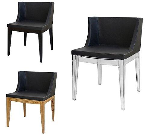 Cadeira Cristie Preta