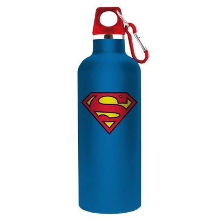 Garrafa Alumínio DC Comics Logo Superman (28219)