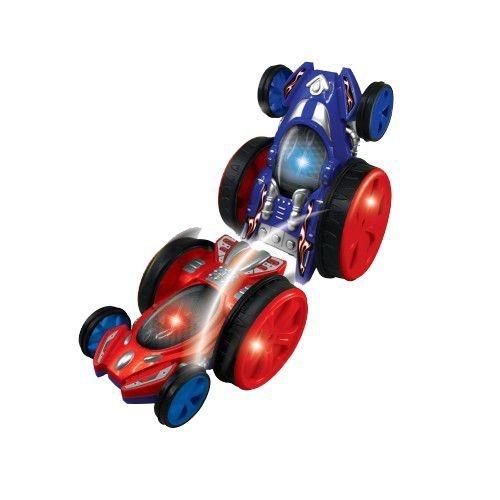 Tornado Racers Duo Flip Azul e Vermelho (16522)