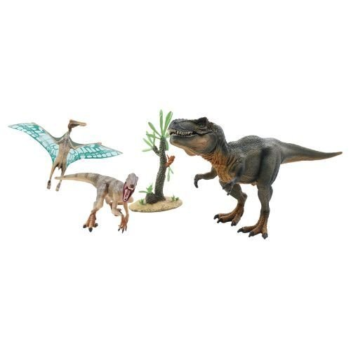 Dinossauros Realistas Dinoland Collection Mundi Toys