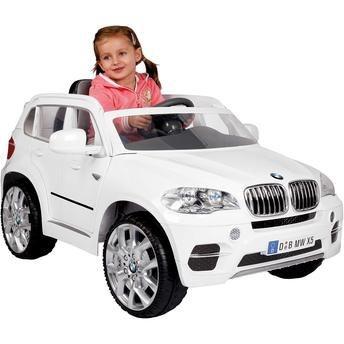 Carro Elétrico Infantil Bmw X5 Com Contrle Remoto Biemme
