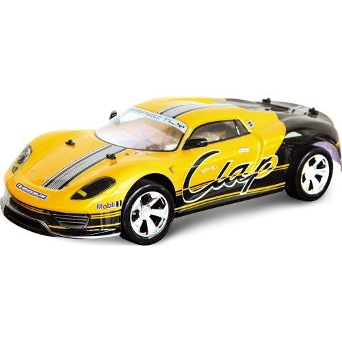 Carro Controle Remoto Super Fórmula Speedmundi Amarelo