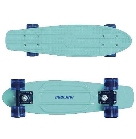 Skate Cruiser Mini Longboard Mormaii Verde Piscina