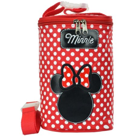 Porta Mamadeira Minnie Vermelho Dmw 01935