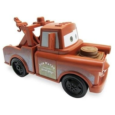 Carro Controle Remoto Matte Carros Disney Toyng 18cm (027631-B)