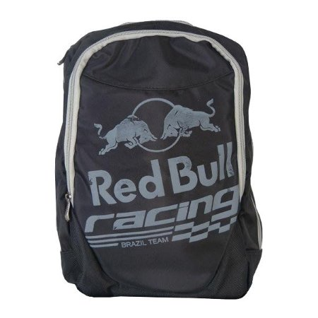 Mochila para Notebook Red Bull Racing Preto DMW (19837)