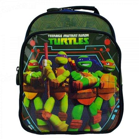 Lancheira Infantil Escolar Nickelodeon Tartarugas Ninjas 48845