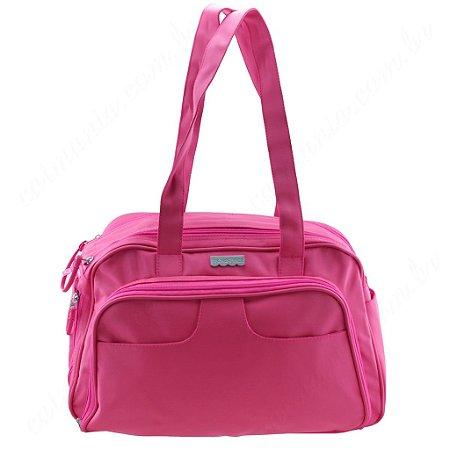 Bolsa Para Bebê Baby Bag Day & Travel Rosa Fisherprice 01163