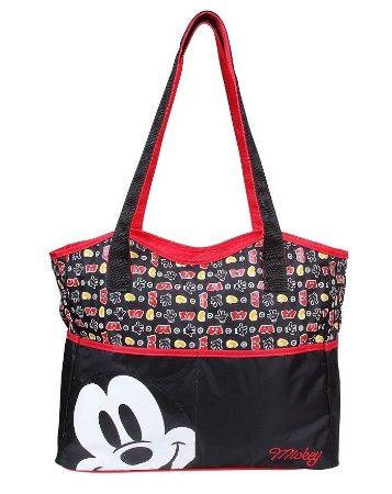 Bolsa Para Bebê Baby Bag Day Mickey Com Trocador 01927