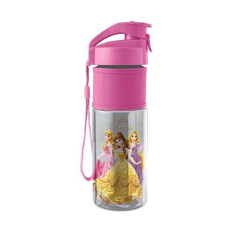 Cantil Infantil Princesas Disney Rosa Dermiwil 450ml (51599)