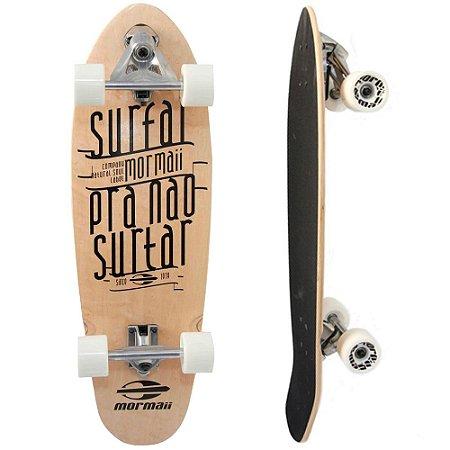 Swingboard Carver Mormaii Surf Bege (498800)