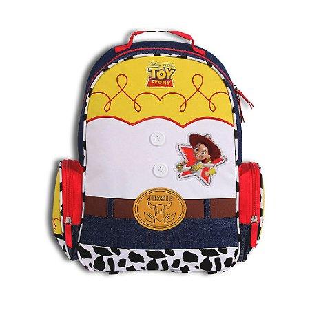 Mochila De Costas Jessie Toy Story Grande Dermiwil (51689)