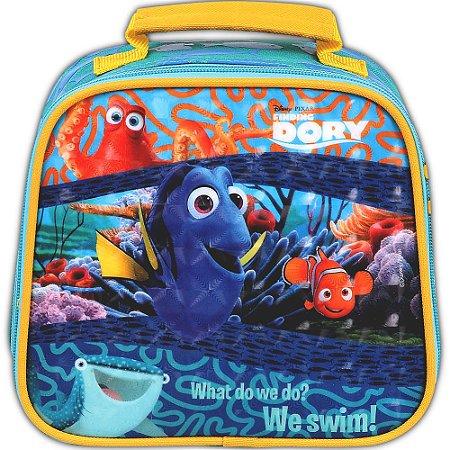Lancheira Térmica Disney Procurando Dory Infantil Escolar (37089)