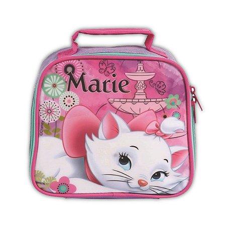 Lancheira Térmica Marie Soft Disney com Pote e Squeeze 37150