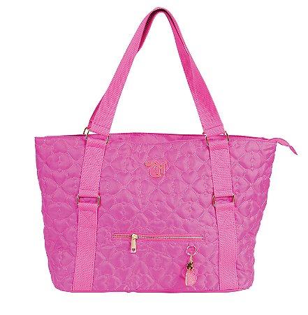 Bolsa Tote G Dermiwil Capricho Love VIII Pink 48907