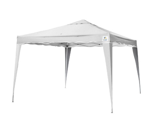 Tenda Gazebo 3x3 Dobrável Alumínio Branco Bel Fix 331100