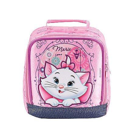 Lancheira Soft Dermiwil Disney Marie Jeans 37156
