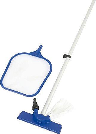 Kit Limpeza e Manutenção Piscina 118100