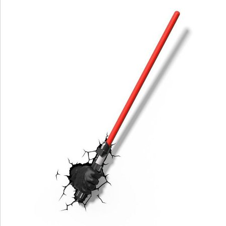 Luminaria Sabre Darth Vader Star Wars 6925