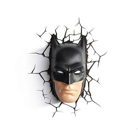 Luminaria De Parede Rosto Batman 6930