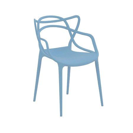 Cadeira Allegra Azul Claro