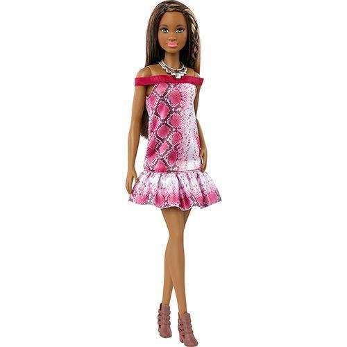 Boneca Barbie Fashionista DGY54 - Nº 21