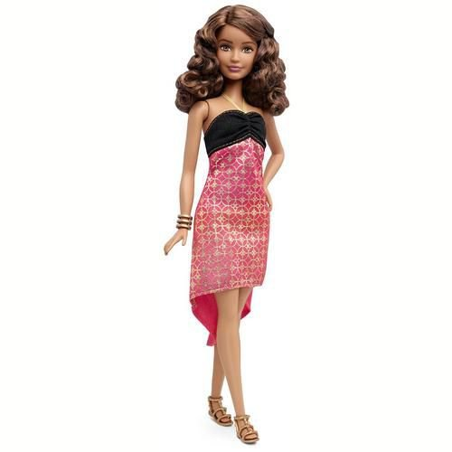 Boneca Barbie Fashionista DGY54 - Nº 24