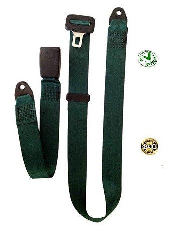 Cinto de Segurança  Estático 2 Pontos Verde 3946