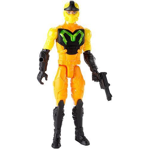 Boneco Max Steel Max Defensor Tóxico