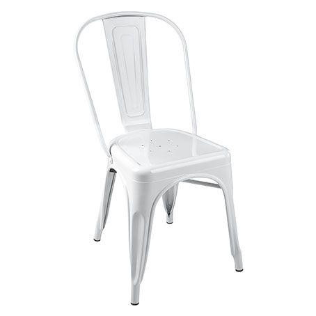 Cadeira Iron Tolix Branca