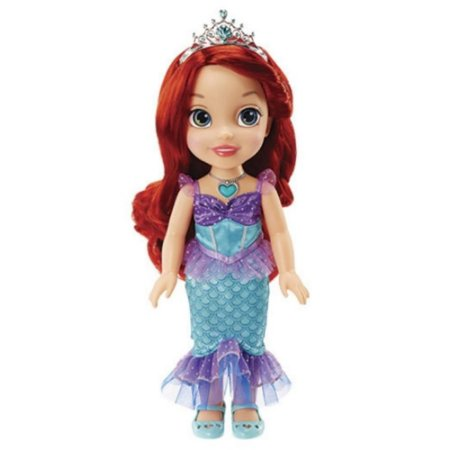 Boneca Princesa Ariel que Canta Sunny
