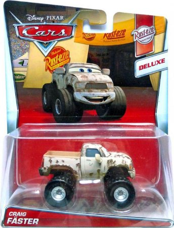 Miniatura Carros Craig Faster