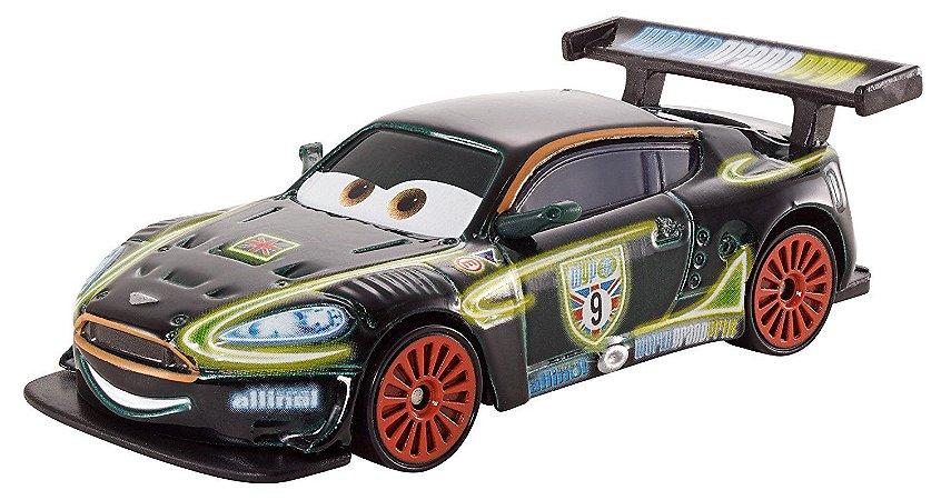 Miniatura Carros Neon Gearsley  7086
