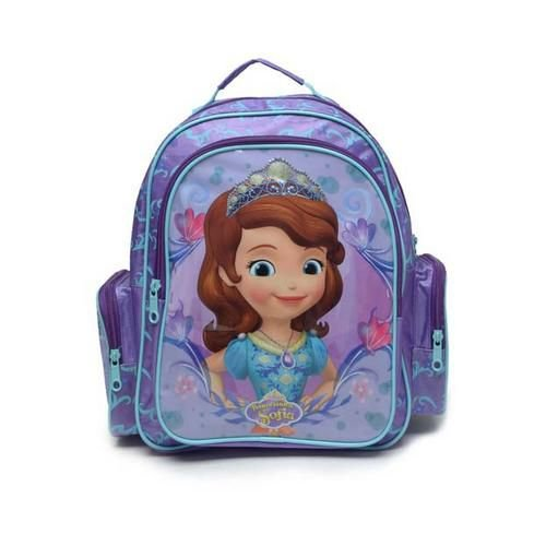 Mochila Infantil Costas G Princesinha Sofia Purple Dmw 49082