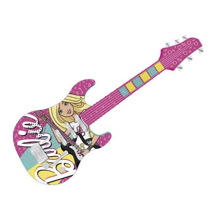 Guitarra Barbie Fabulosa