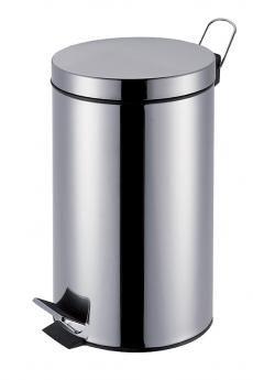Lixeira Popular Agata 30 litros - Mor