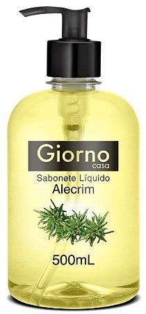 Sabonete Liquido Alecrim 500ml - Giorno Bagno