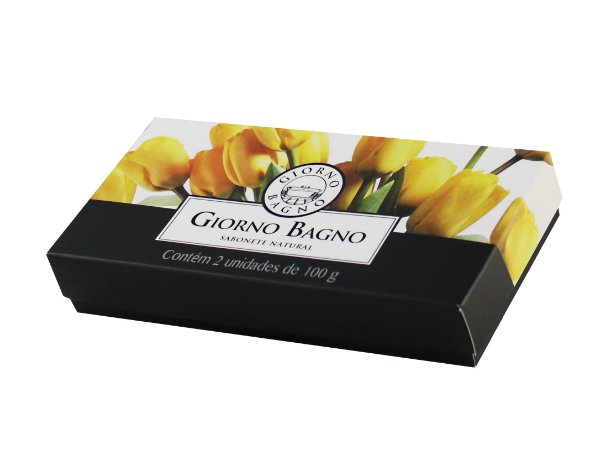 Kit Sabonetes Tulipa 100g - Giorno Bagno