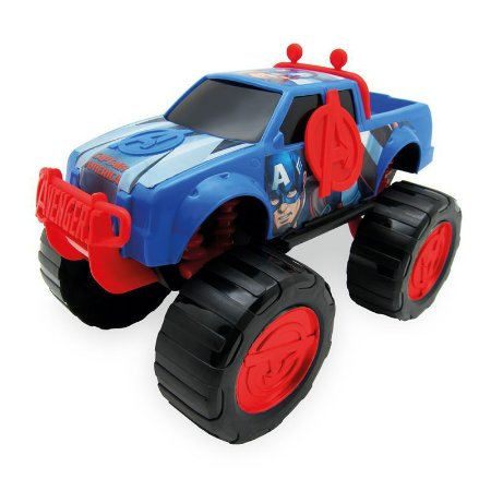 Carro Roda Livre Pickup Vingadores Capitão America 28258