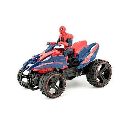 Quadriciclo Fricção Homem Aranha  29490