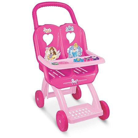 Carro de Boneca Duplo Princesas (2391)