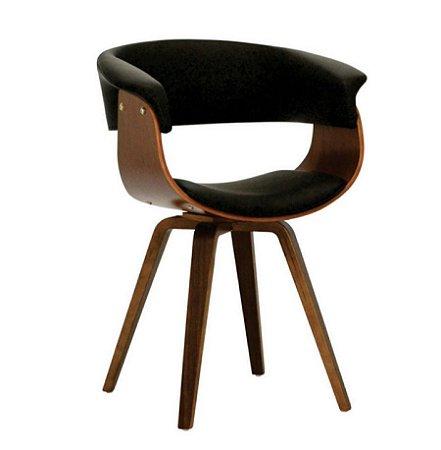 Cadeira Betina Preto