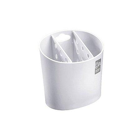 Porta-Talheres Branco Coza 10840/0007