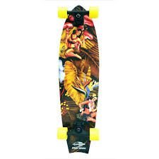 Skate Mormaii Cruiser Fishtail Estampa Hawaii (461100)