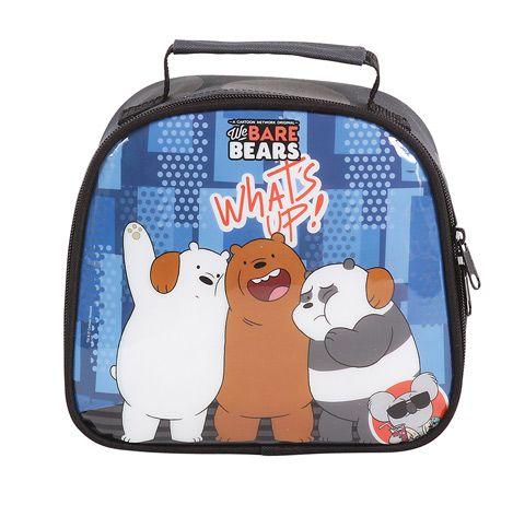 Lancheira DMW Cartoon Network Ursos sem Curso 49137