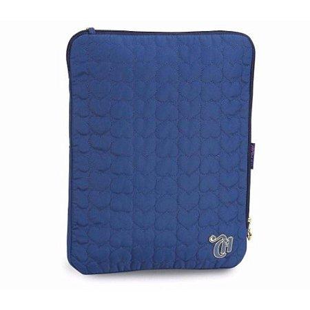 Case p/ Notebook Dark Blue Capricho 19588