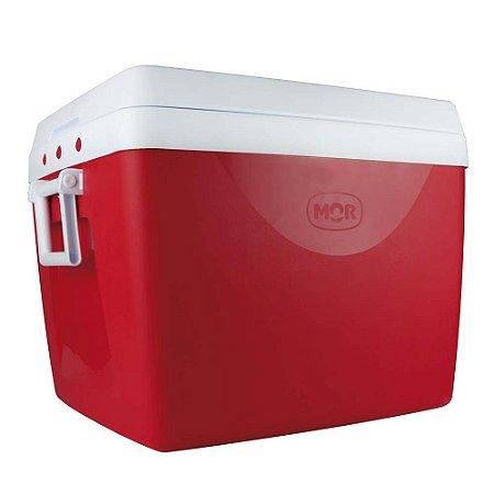 Caixa Térmica 75 Litros Vermelho 25108192 -  MOR